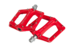RFR Flat Race Pedale red